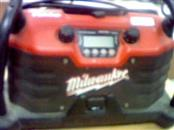 MILWAUKEE Radio 49-24-0200 JOB SITE RADIO